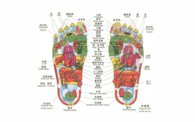 Réflexologie chinoise